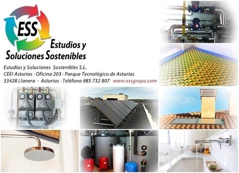 ESS Grupo - Estrenamos página web - ESS - Estudios y Soluciones Sostenibles