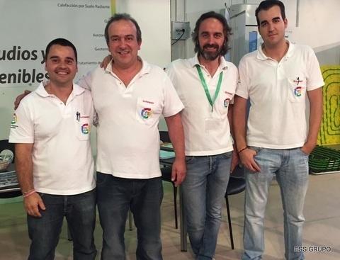 ESS Grupo -  Entrevista FIDMA 2015 - ESS - Estudios y Soluciones Sostenibles