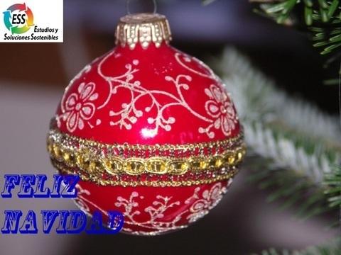 ESS Grupo - Feliz Navidad - ESS - Estudios y Soluciones Sostenibles