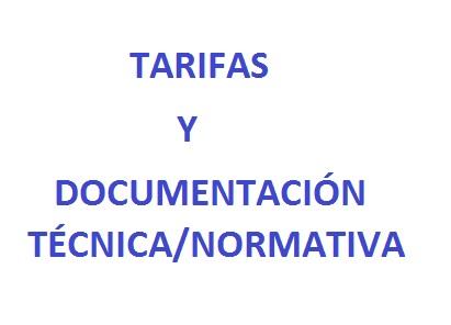 ESS Grupo - Tarifas y Documentación - ESS - Estudios y Soluciones Sostenibles